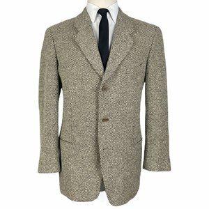 Giorgio Armani Wool Cashmere Sport Coat 40R Beige